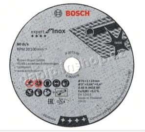 2 608 601 520 - Expert for Inox - BOSCH - ( BALENÍ 5 KS )