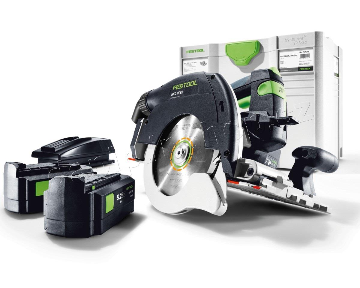 HKC 55 Li 5,2 EB-Plus - FESTOOL