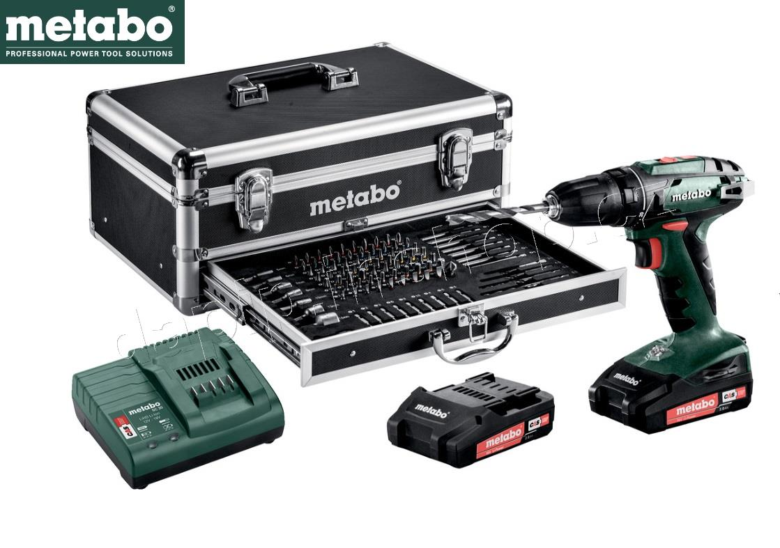 BS 18 SET - METABO