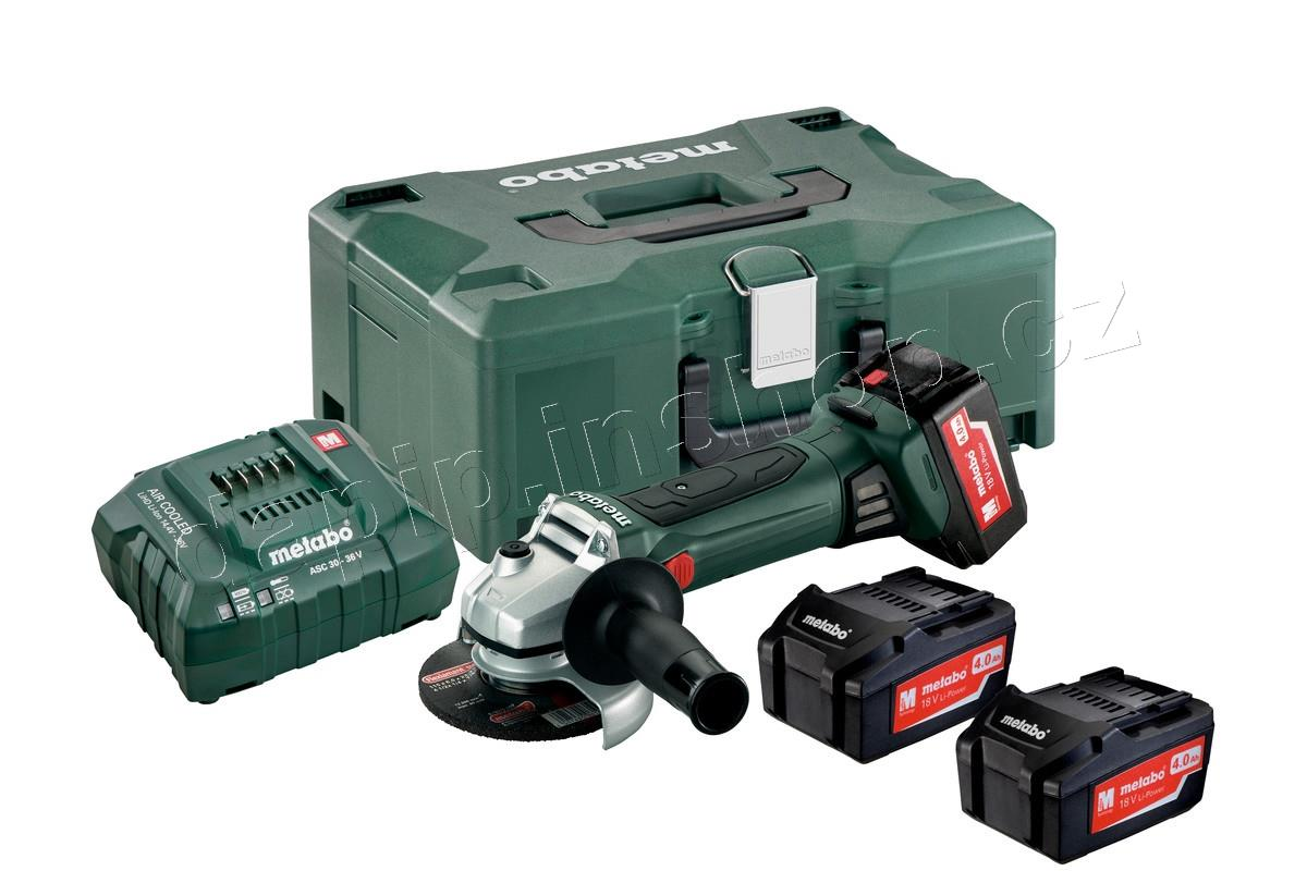 W 18 LTX 125 QUICK - METABO